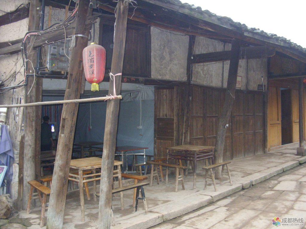 2014年11月8日9日泸州尧坝古镇洞窝风景区两日游